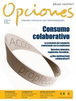 Portada Opcions nº48: Consumo colaborativo (2014)